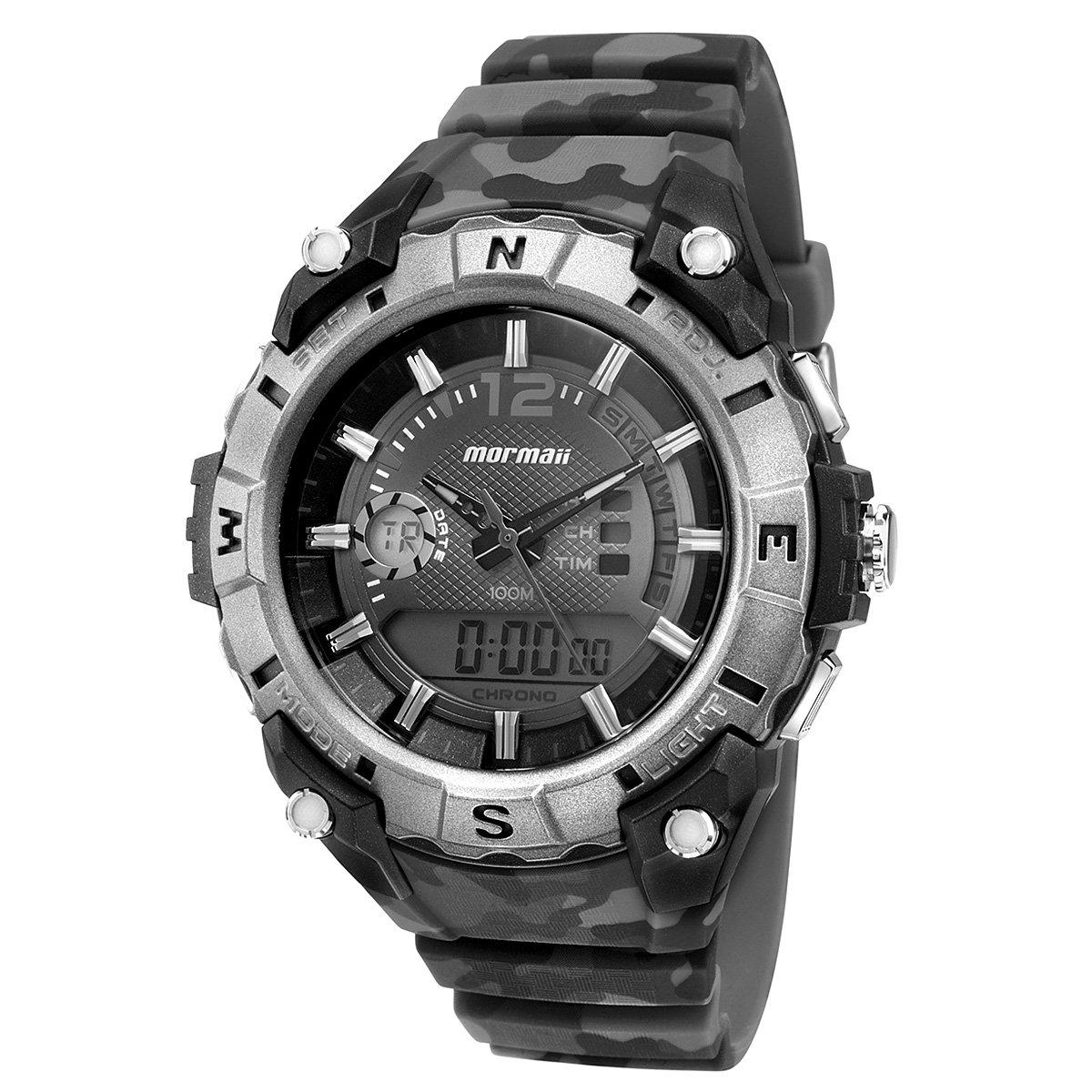 Relógio Mormaii MO1011A - Compre Agora   Netshoes 632c2546f3