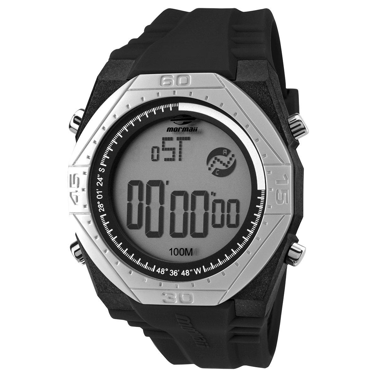 a170e9f2376 Relógio Mormaii MO3374C 8P - Preto - Compre Agora