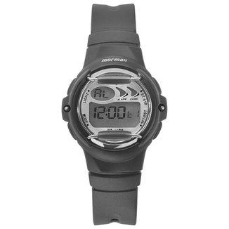 Relógio Mormaii Unissex Wave Cinza MOFA028C