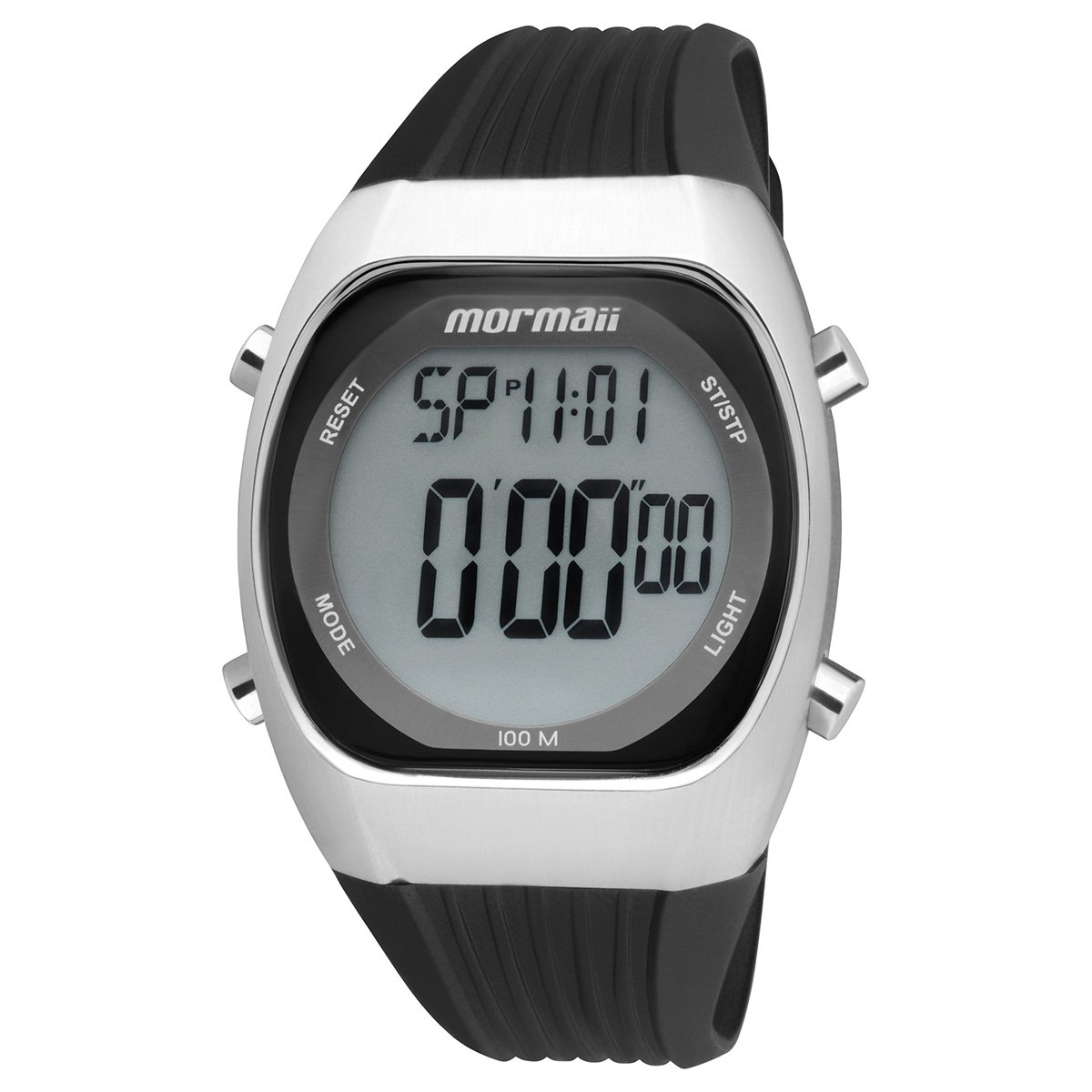 4b98d4262d1 Relógio Mormaii Y11099 8P Masculino - Preto - Compre Agora