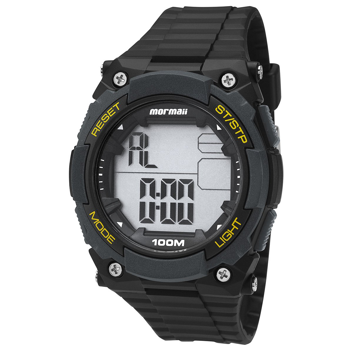 Relógio MOY15518 Mormaii - Compre Agora   Netshoes 7bb8f6f5d2