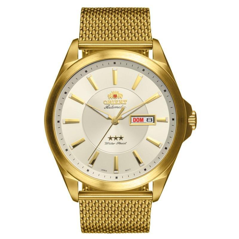 b3efa635db0 Relógio Orient Automatic Masculino - Compre Agora