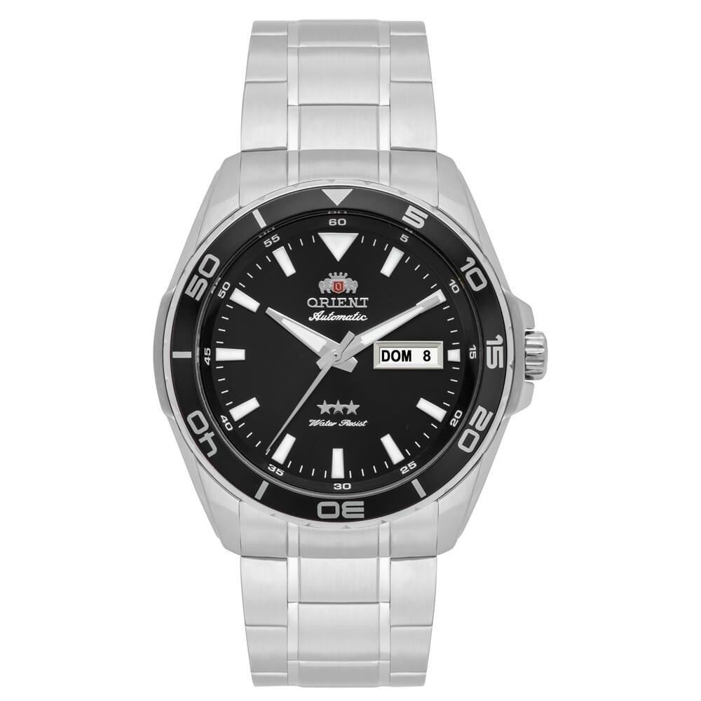 3b40a01473b Relógio Orient Automático 469SS063 P1SX - Compre Agora