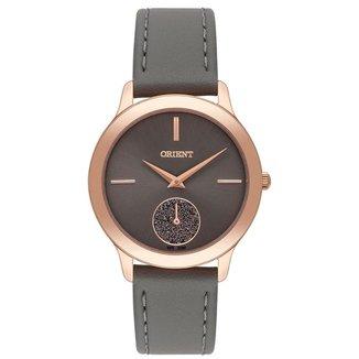 Relógio Orient Feminino Eternal Rosê FRSC0027-G1GX