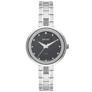 Relógio Orient Feminino Unique Prata FBSS0102-P1SX