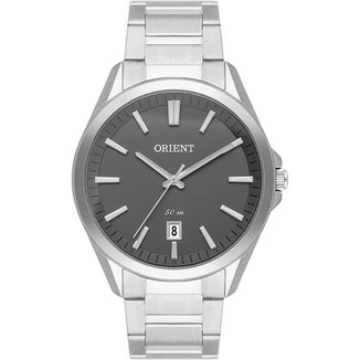 Relógio Orient Masculino Classic Prata MBSS1390-G1SX