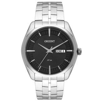 Relógio Orient Masculino Eternal Prata MBSS2022-G1SX