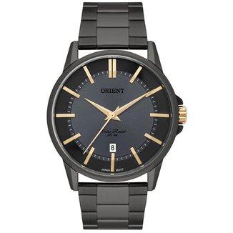 Relógio Orient Masculino Eternal Preto MYSS1024-GPGX