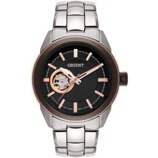 Relógio Orient Masculino Limited Edition N-091 Prata NH3KK002-P1GX