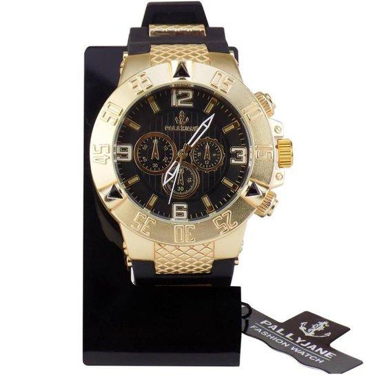 Relógio Orizom GoldMan Masculino - Incolor