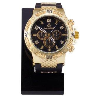 Relógio Orizom GoldMan Masculino