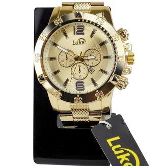 Relógio Orizom Man Masculino ( A Prova D'água )