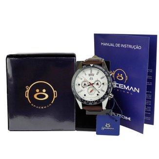 Relógio Orizom Spaceman Masculino (Edição Especial)