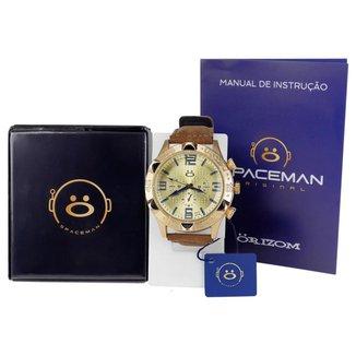 Relógio Orizom Spaceman Masculino (Edição Especial de Dia dos Pais)