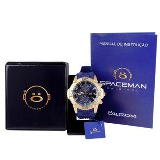 Relógio Orizom Spaceman Masculino