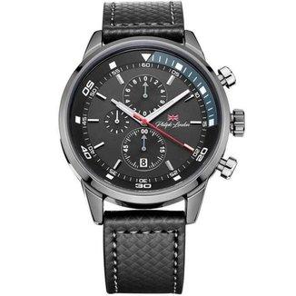 Relógio Philiph London Masculino Preto - PL80052612M PR
