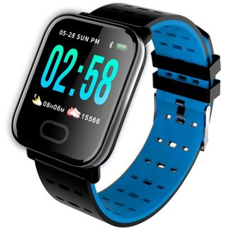 Relógio Pisste Sport Smartwatch Fitness Esporte Premium
