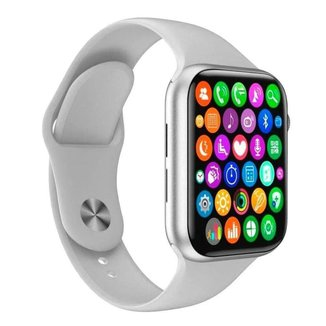 Relógio Pisste Sport Smartwatch W34S Troca Pulseira Android Ios