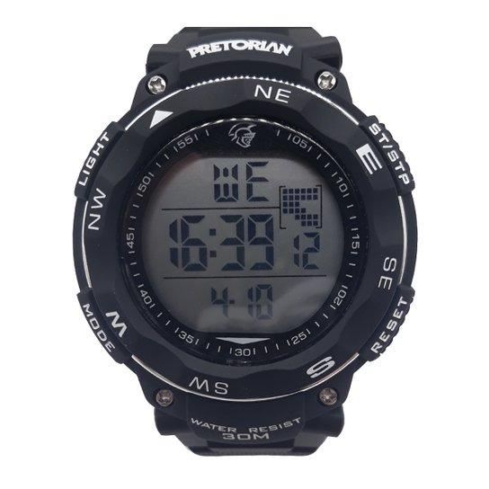 Relógio Pretorian Wprt-07 - Preto