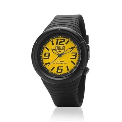 Relógio Pulso Everlast Masculino Preto À Prova D'água E668 - Masculino