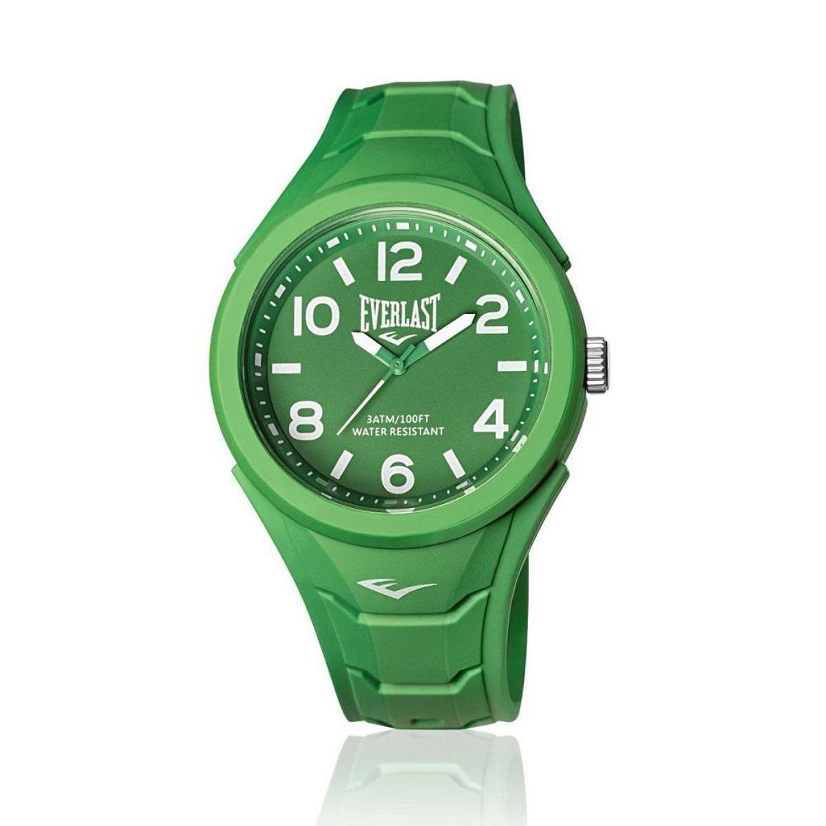 dd19796b404 Relógio Pulso Everlast Shape Caixa Abs Revestido Silicone