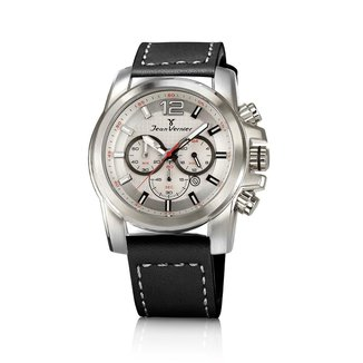 Relógio Pulso Jean Vernier Analógico Masculino JV00189P
