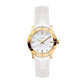 Relógio Pulso Versace Mostrador 20 Diamantes 0,054ct Casual