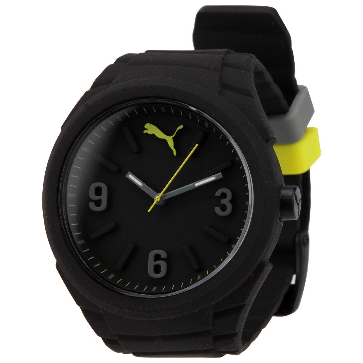 8b1ef89ccd6 Relógio Puma Analógico Gummy 96227M0PMN - Compre Agora