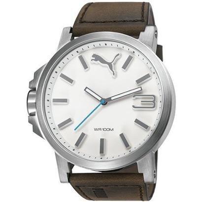 8a5f21d20bc Mais praticidade no seu dia a dia com o Relógio Puma Ultrasize Metal.  Proporciona fácil