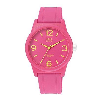 Relógio QQ De Pulso Analógico VR35J018Y Feminino - Feminino