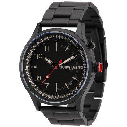 8e65726fa91 O Relógio Quiksilver Admiral Metal cai bem com os mais variados estilos e  ocasiões. Conta