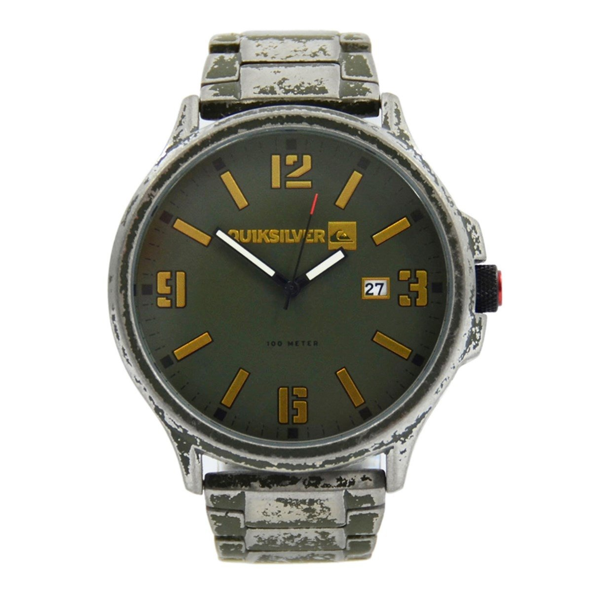 eb94b61ea47 Relógio Quiksilver Beluka Army - Compre Agora