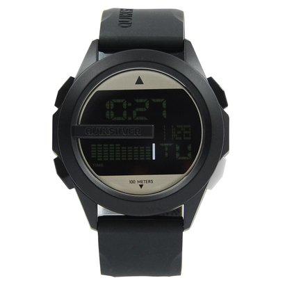 6390838e947 Complete seu visual com Relógio Quiksilver The Drone Digital Preto.  Desenhado exclusivamente para quem gosta