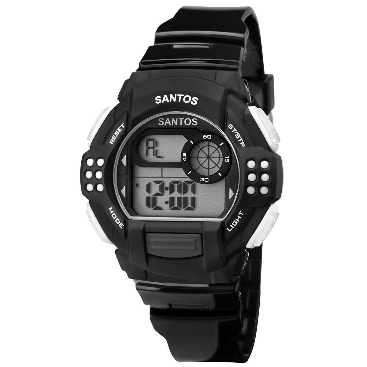 291cbb0410e Relógio Santos Technos Digital II - Compre Agora