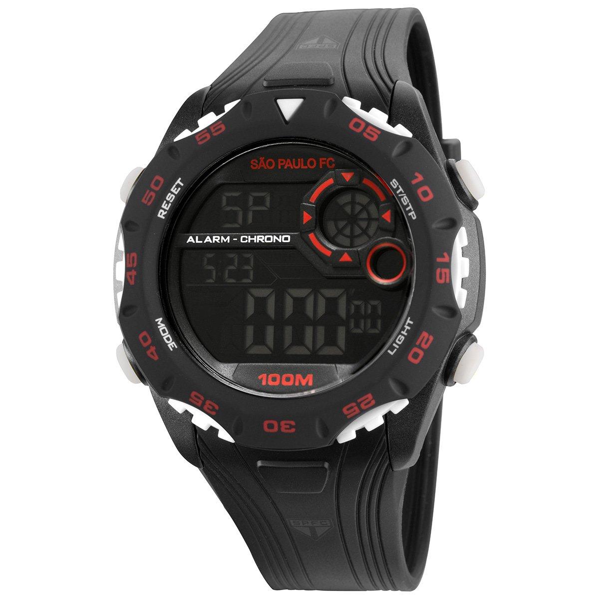 077ce3199c3 Relógio São Paulo Technos Digital I - Compre Agora