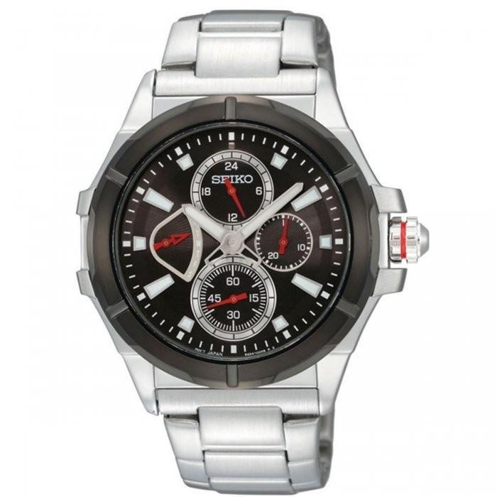 bf8dff16823 Relógio Seiko Elite 6G34AB 1 - Compre Agora