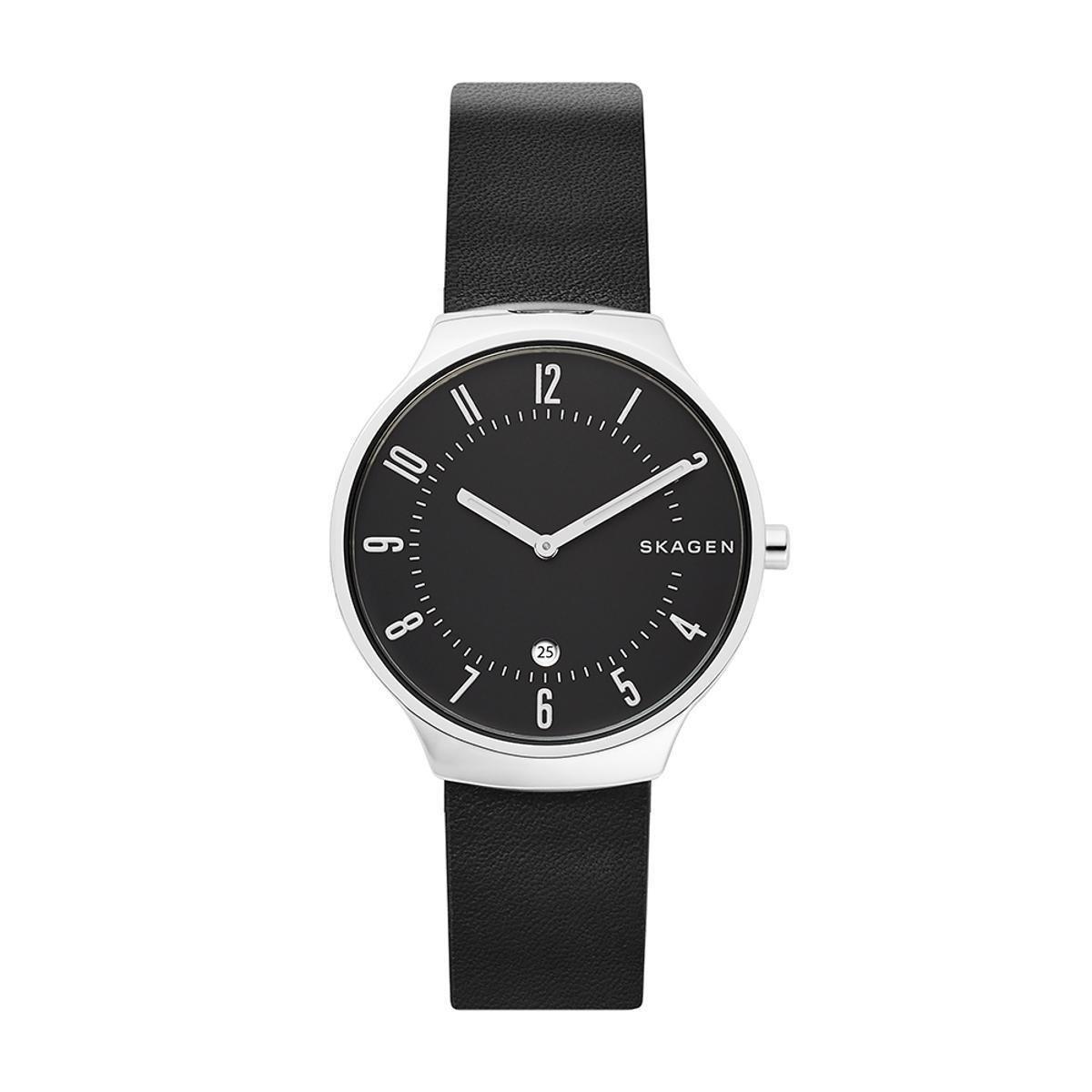 9ba18fe400c73 Relógio Skagen Masculino Grenen - SKW6459 0PN SKW6459 0PN - Preto - Compre  Agora