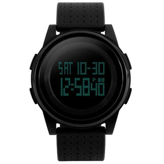Relógio Skmei 1206 Preto Digital Masculino