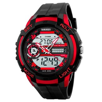 Relógio Skmei Anadigi 1202 Masculino