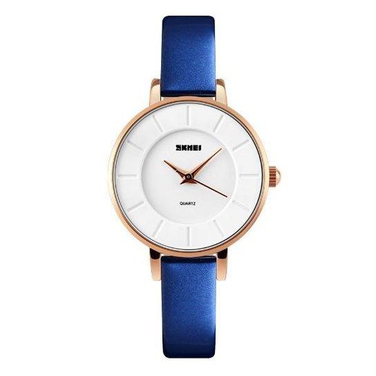 Relógio Skmei Analógico 1178 - Azul
