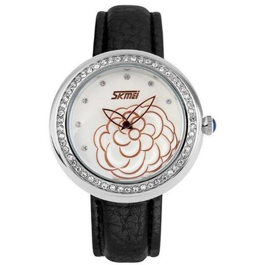 Relógio Skmei Analógico 9087 - Preto
