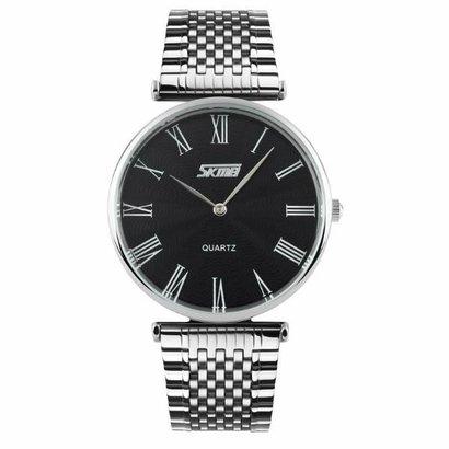 Relógio Skmei Analógico 9105 Prata - Feminino - Prata