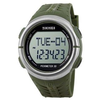 Relógio Skmei Digital Pedômetro 1058