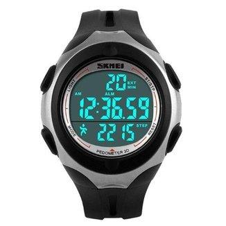 Relógio Skmei Digital Pedômetro Masculino