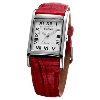 Relógio Skone Analógico 9107