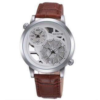 Relógio Skone Analógico 9248EG