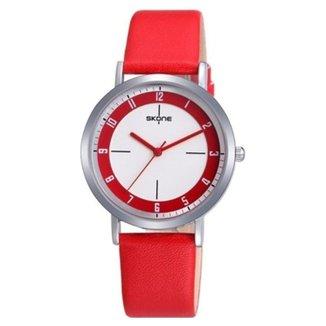 Relógio Skone Analógico 9340