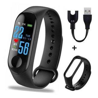 Relógio Smart Bracelet M3 Bluetooth
