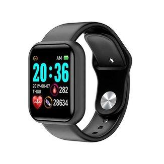 Relógio Smartwatch Bluetooth inteligente D20 monitor Cardíaco