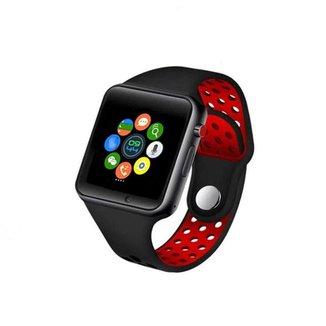 Relógio SmartWatch Esportes Calorias Miwear M3 Notificações
